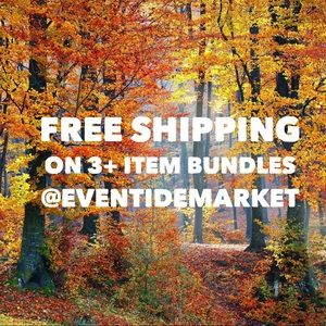 Other - FREE Shipping on all 3 + item bundles